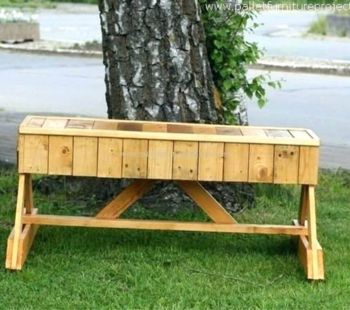 DIY Patio Bench Youll Love