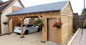 6 DIY Carport Ideas Plans That Are Budget Friendly