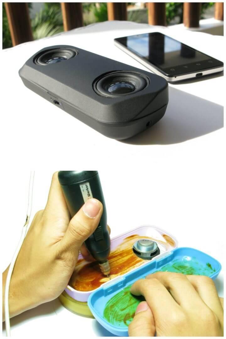 Adorable DIY Bluetooth Speaker