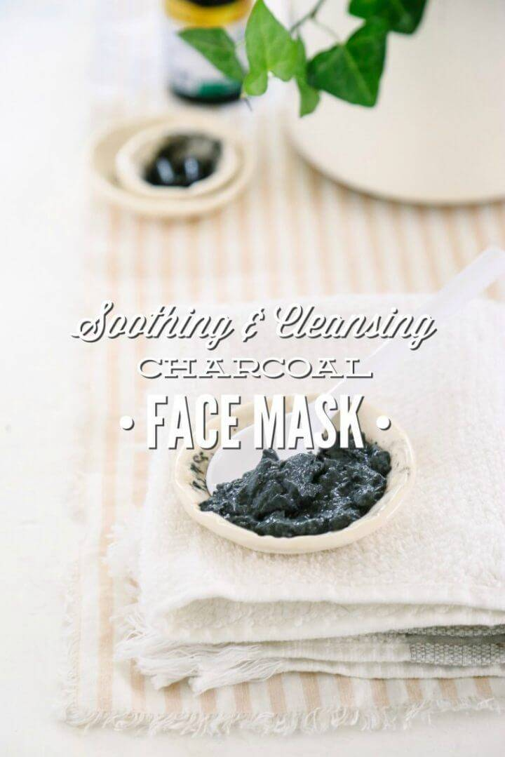 Best Soothing and Cleansing Charcoal Face Mask