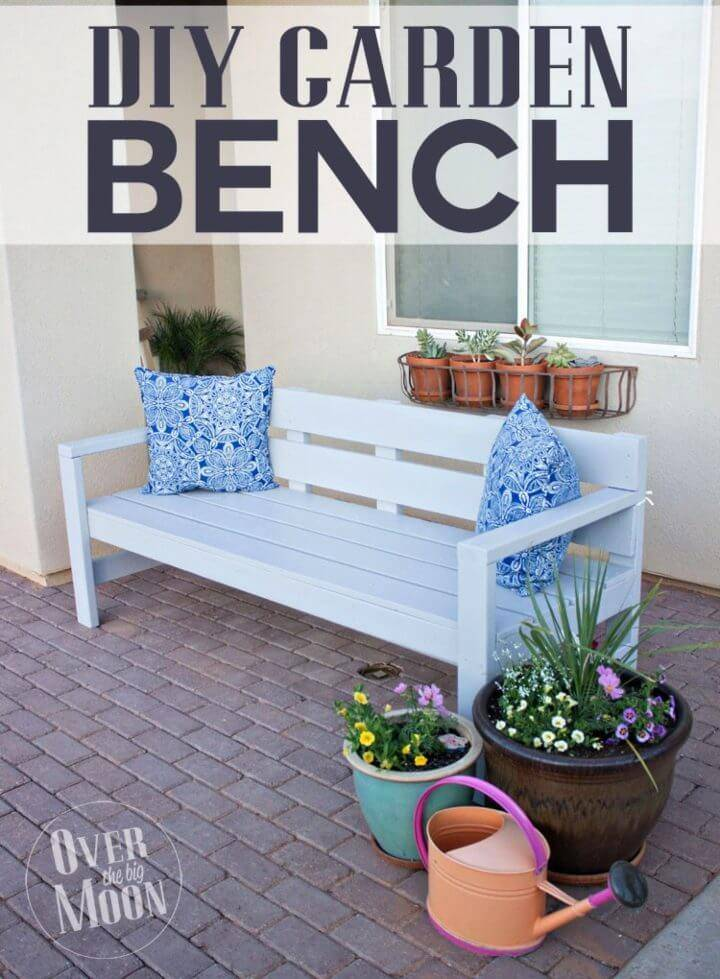 Build a Front Porch Bench