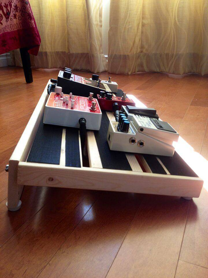 Cheap DIY Pedalboards