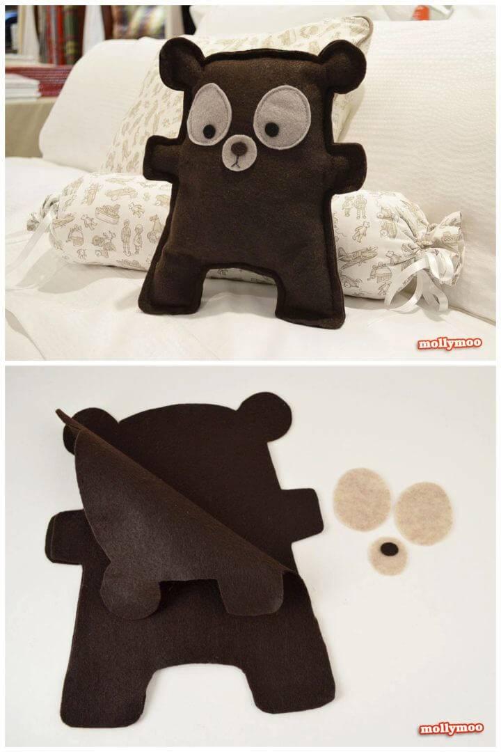 Cuddly Teddy Bear – Let's Get Crafting