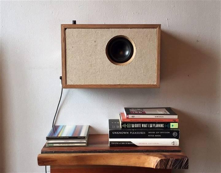 DIY Bluetooth Speaker with Gowanus Audio
