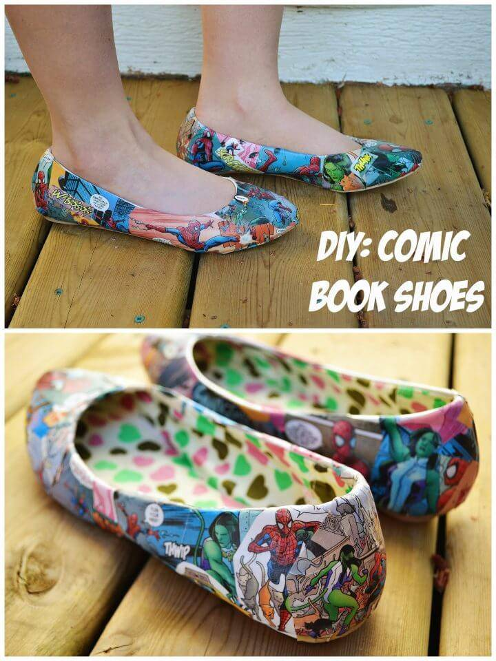 DIY Coloring Pages Shoes