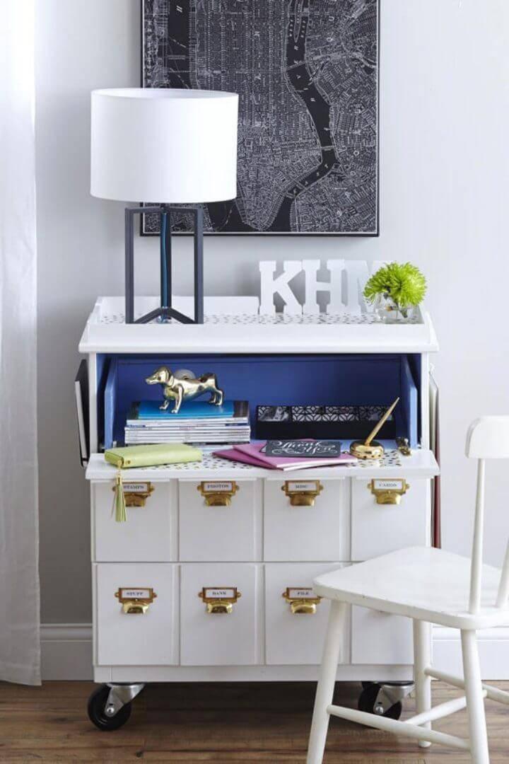 DIY IKEA Dresser Makeover