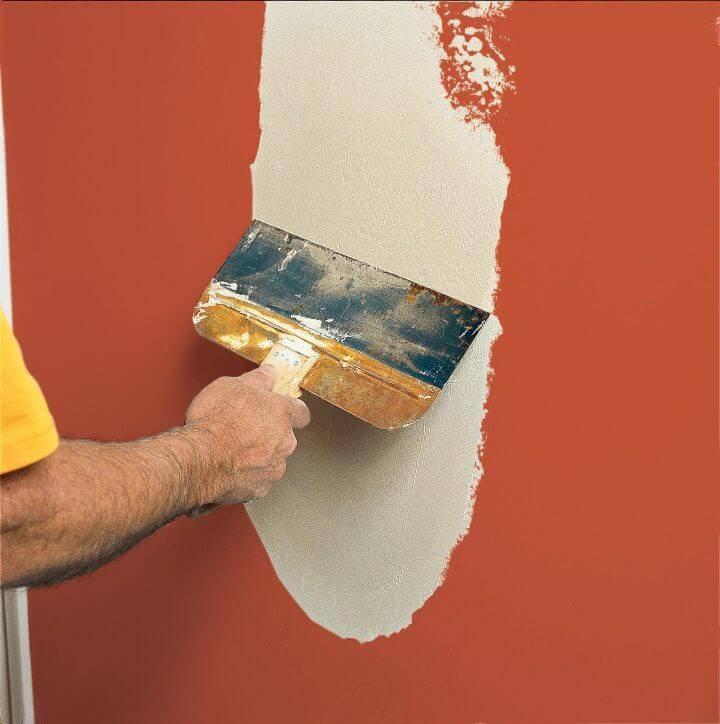 Easy to Repair Drywall