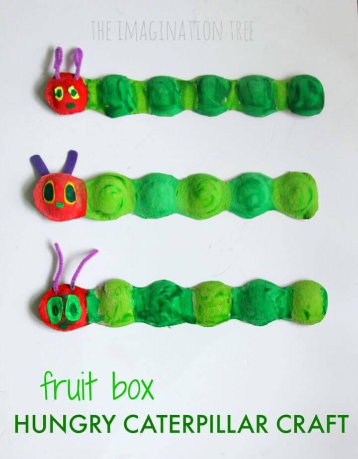 Make Fruit Box Hungry Caterpillar