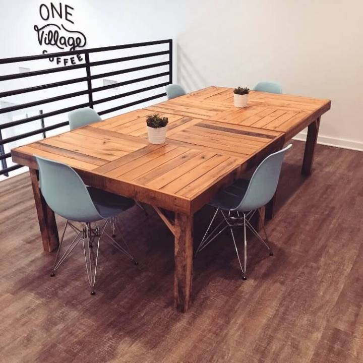 Pallet Coffee Table or Dining Table