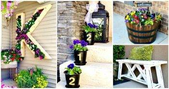 34 Brilliant DIY Country or Rustic Home Decor Ideas for Porch34 Brilliant DIY Country or Rustic Home Decor Ideas for Porch