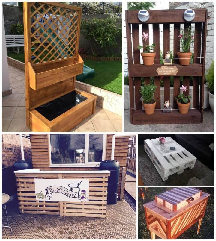 72 Incredible Pallet Ideas To Recycle Reuse Free Pallets