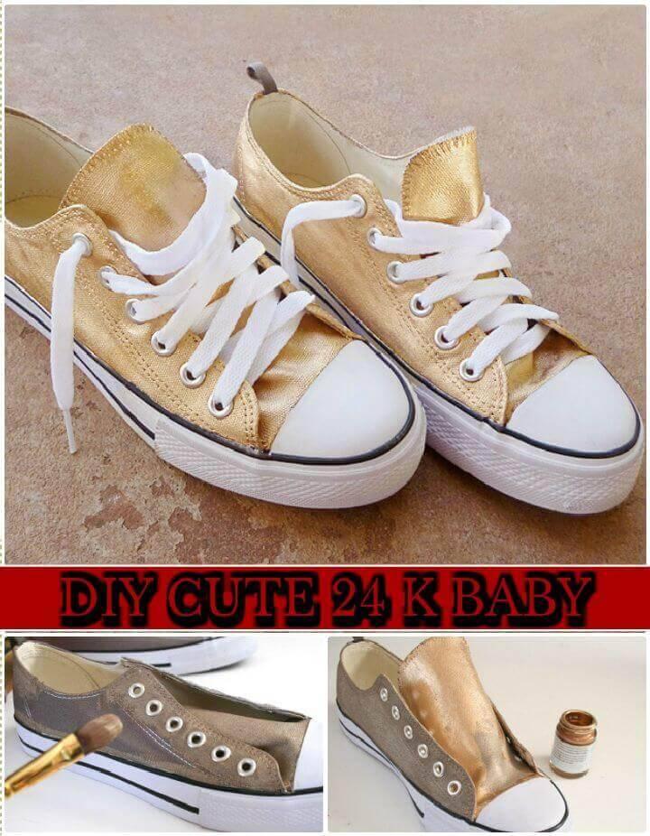 DIY Cute 24 K Baby