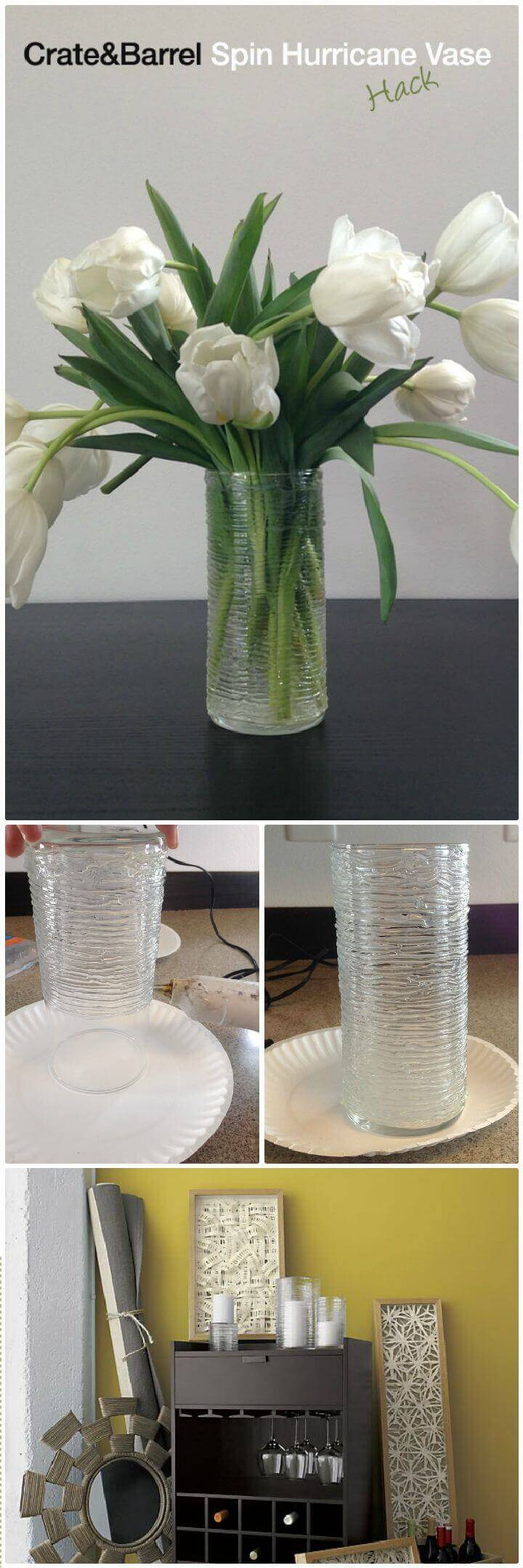 DIY Jazz Up a Boring Vase