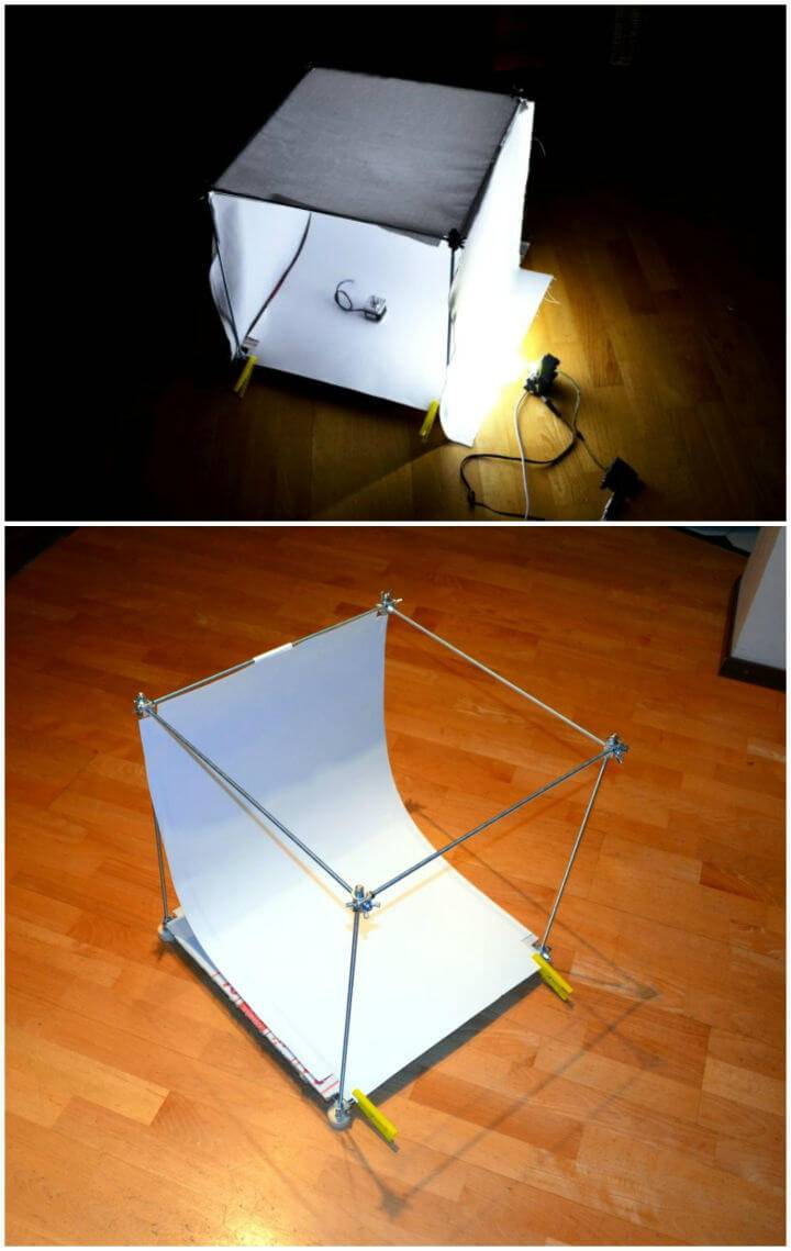 Easy DIY Lightbox