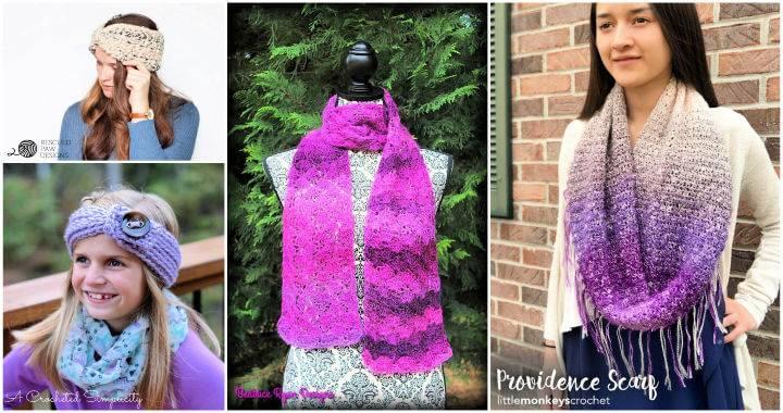 Free Crochet One Skein Patterns