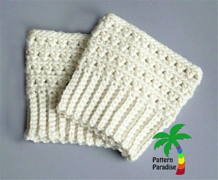 Free Crochet Stitch Series