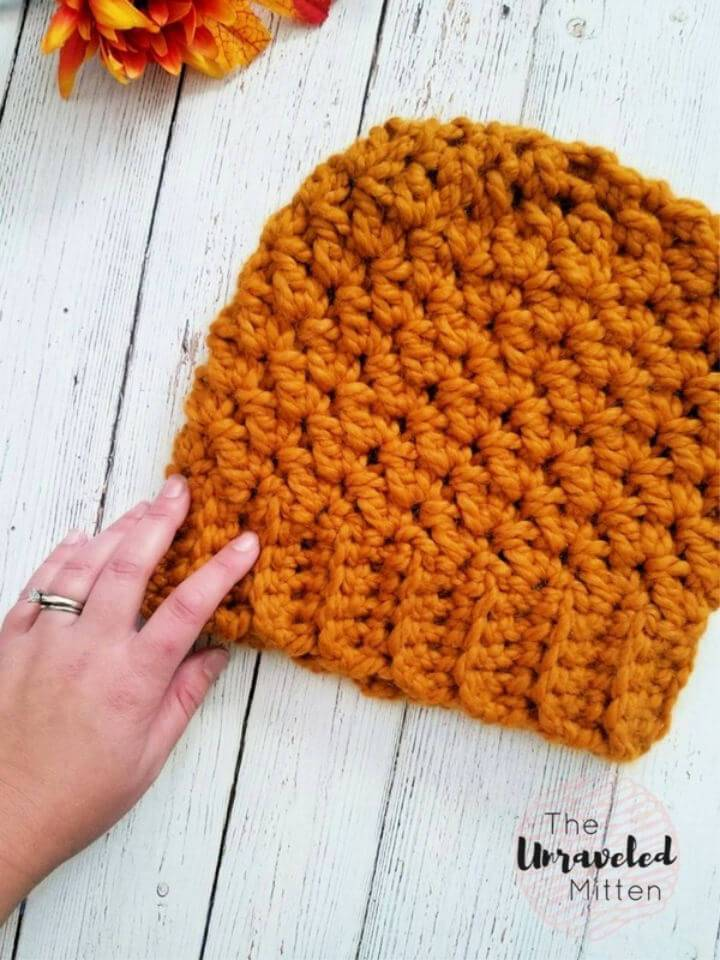 Free Crochet Wildwood Chunky Beanie