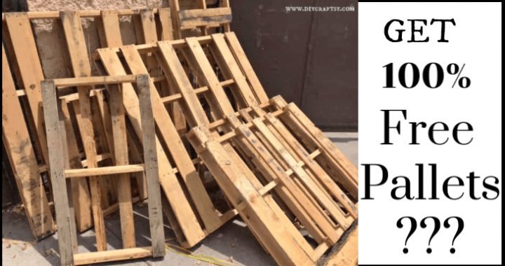 Free Pallets All You Need To Know Pallet Wood Uses Size and Safety