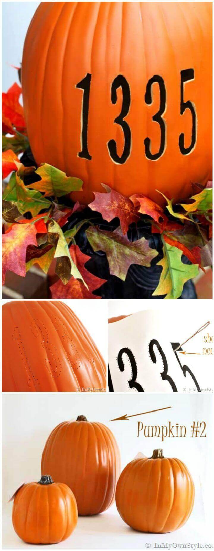 How to Carve a Pumpkin with a Hot Knife