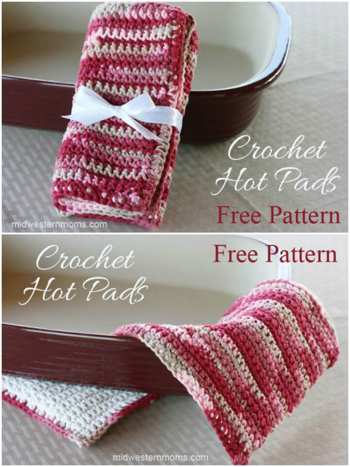How to Crochet Hot Pad