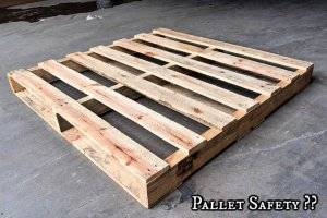 Learn everything about pallet safety before starting your next DIY project with pallet wood and know how to check if your pallet wood is safe to reuse 1