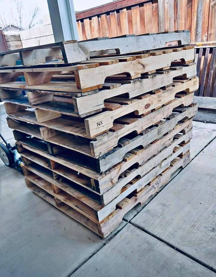 Learn everything about pallet wood