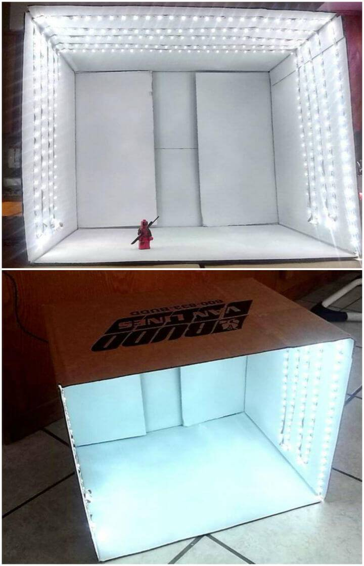 Light Box Photo Studio