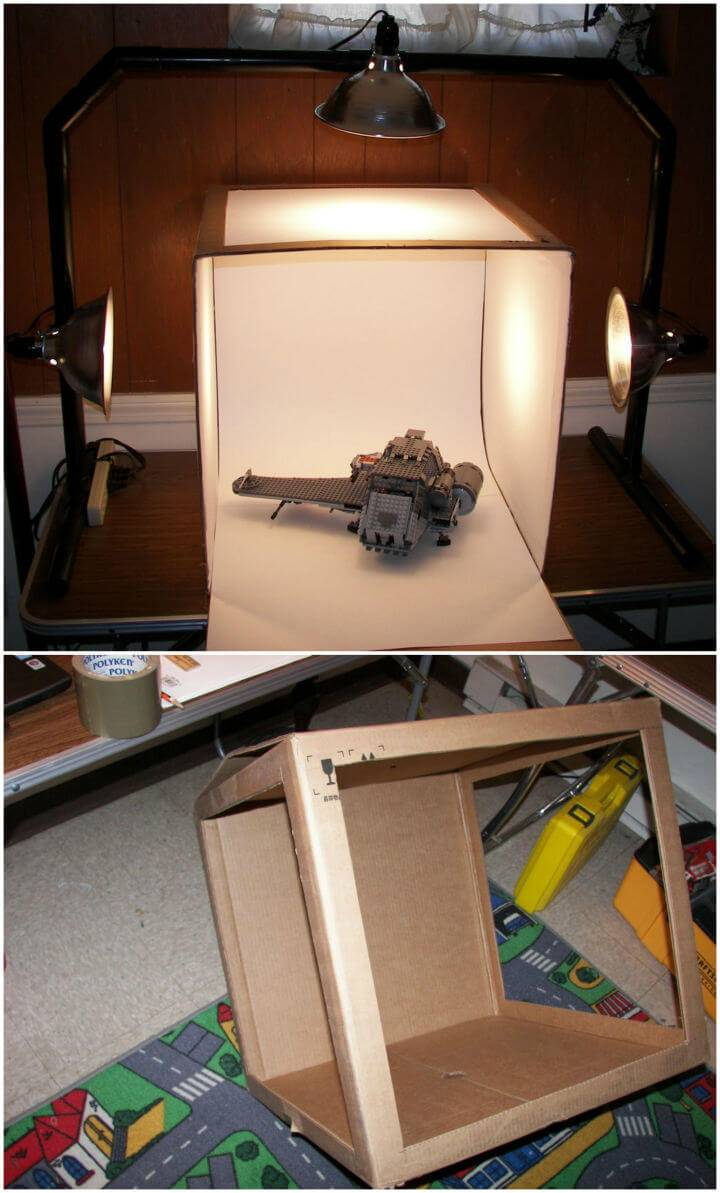 Make Your Own Photography Light Box