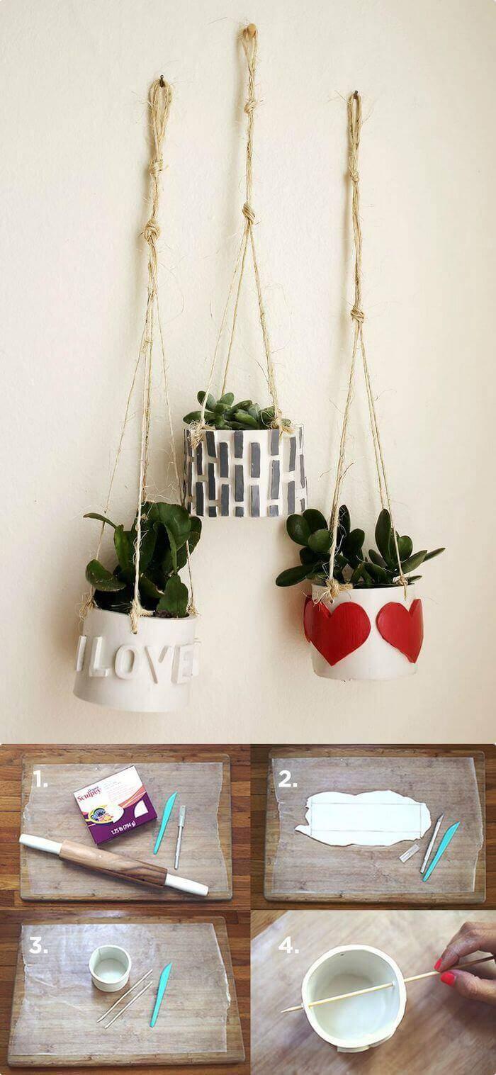 Make your Own mini planter