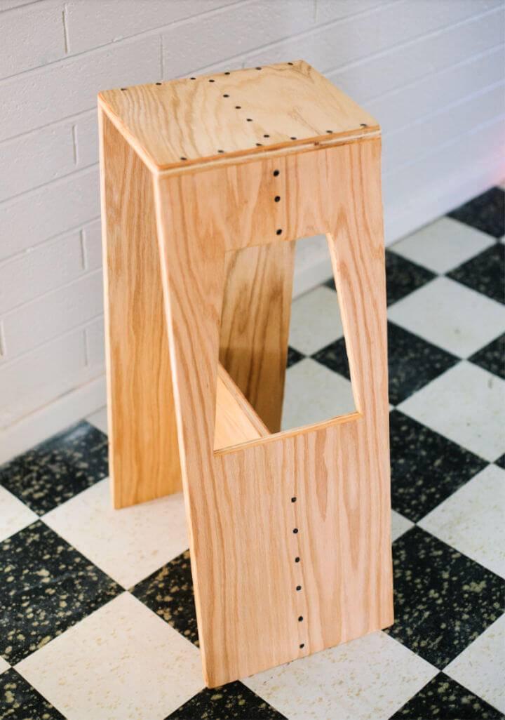 Modern DIY Josh Sarah's Stool