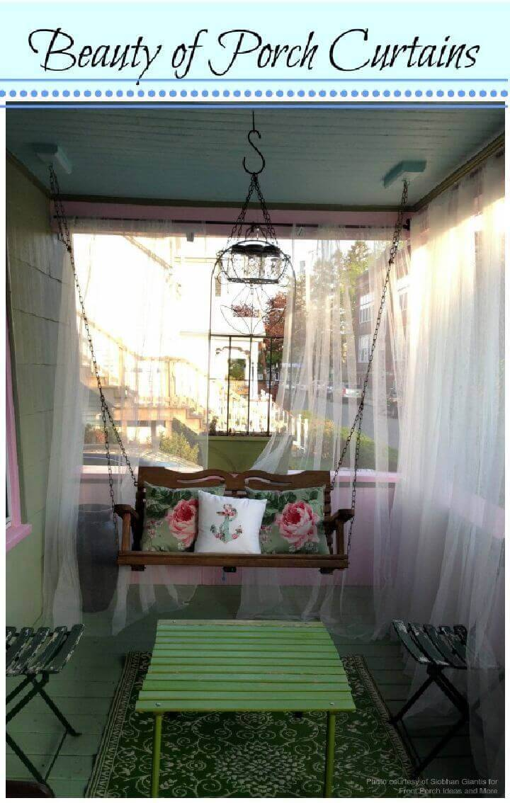 Porch Curtains