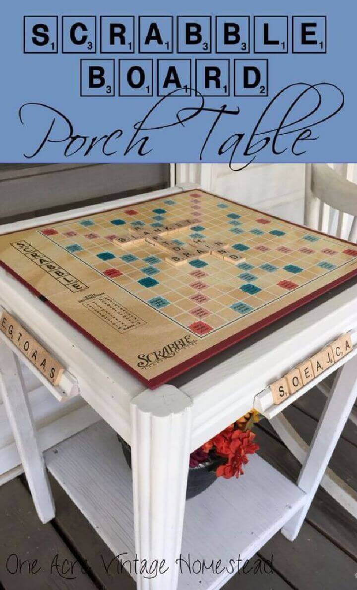 Scrabble-Board-Porch-Table