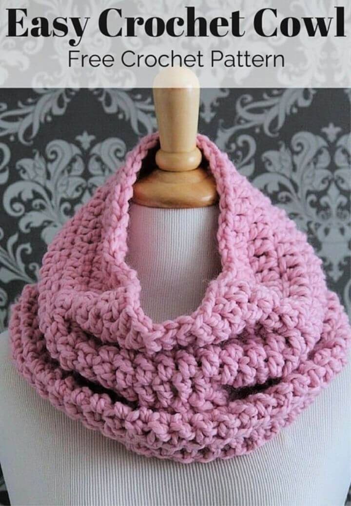 Simply Infinity Scarf Pattern