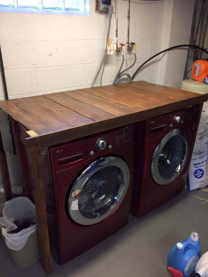 pallet laundry improvements
