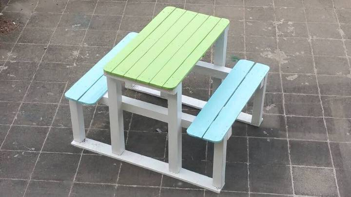 pallet picnic table1