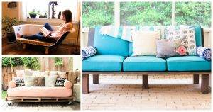 10 Ultimate DIY Couch Plans Ideas Free Plans