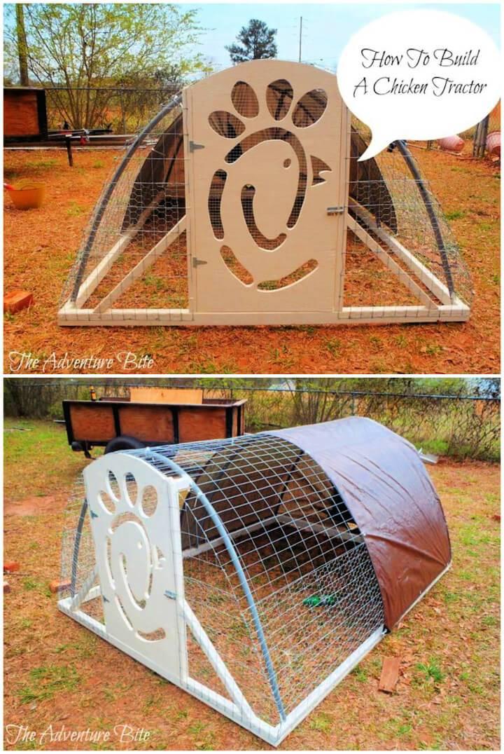 Build a Chicken Tractor