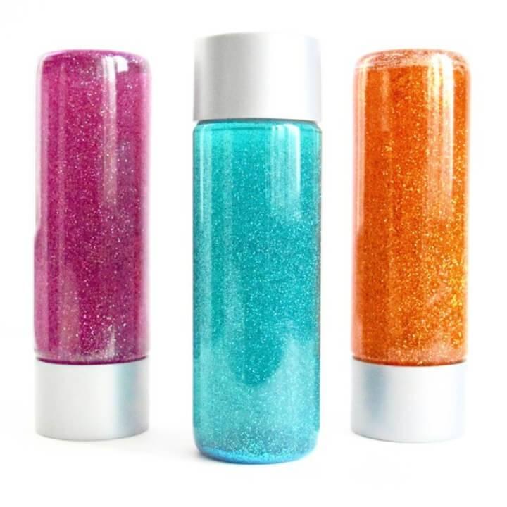 DIY Calming Glitter Jars for Kids
