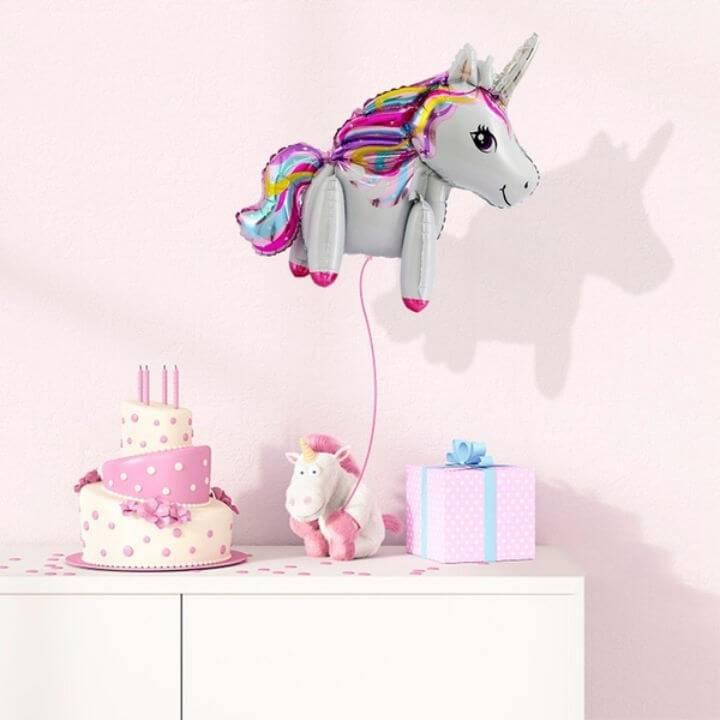 DIY Unicorn Party Balloon