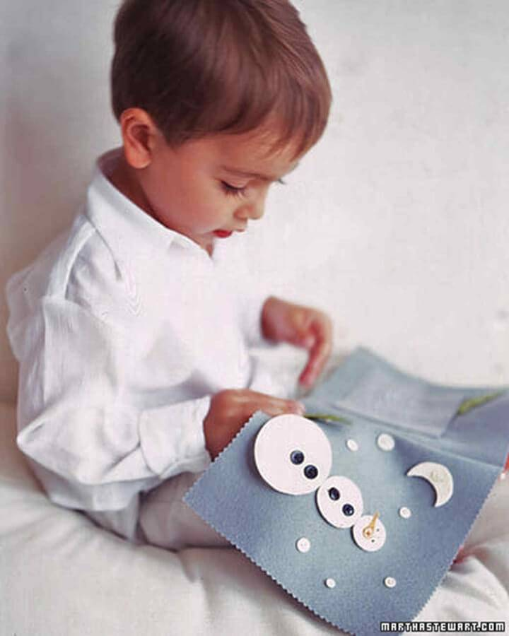 Easy to Make a Quiet Book