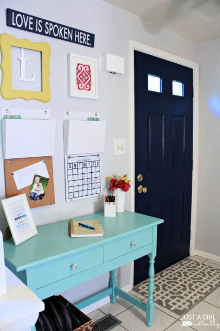 Family Command Center for Back to School