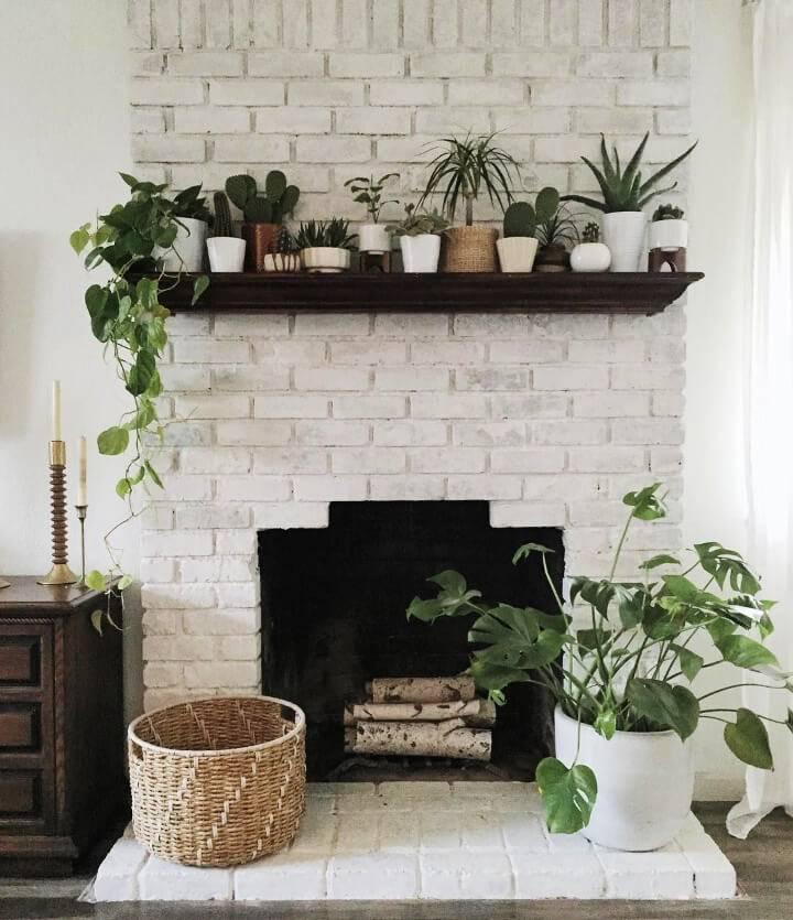 Fireplace Makeovers on a Budget