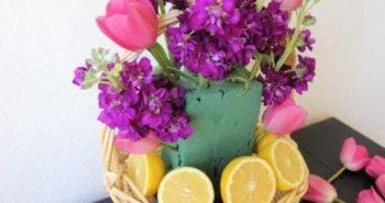 Flower Basket step 4 1
