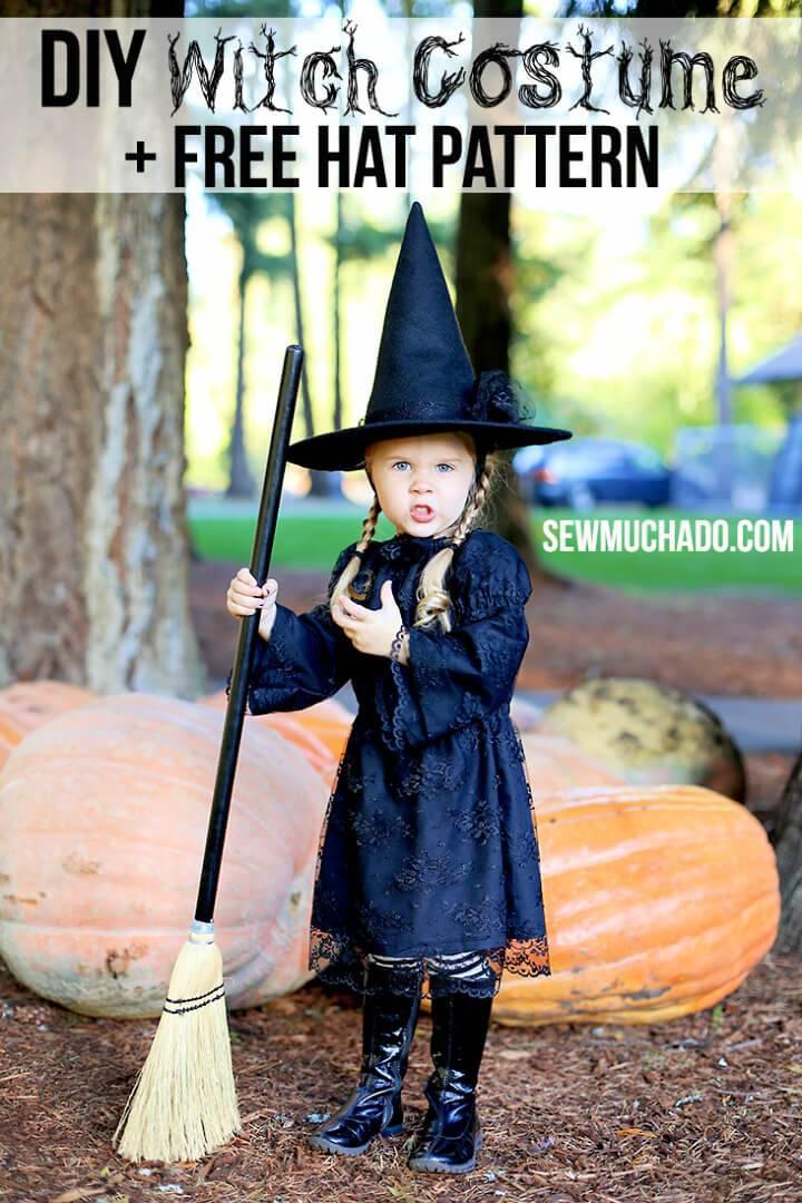 Free Witch Hat Pattern