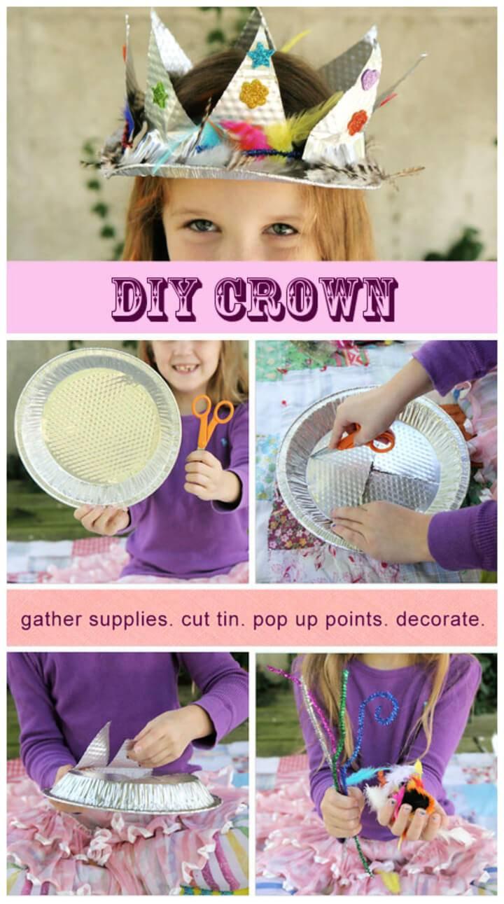 Fun DIY Paper Crown