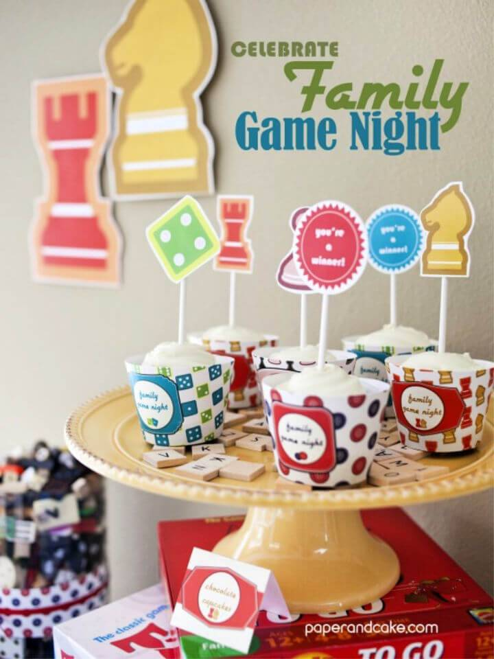 Game Night At Your House