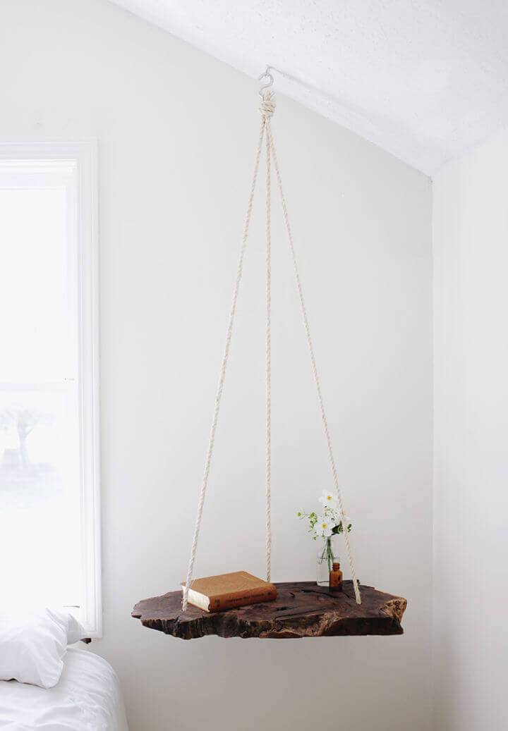 How to Build a Hanging Table