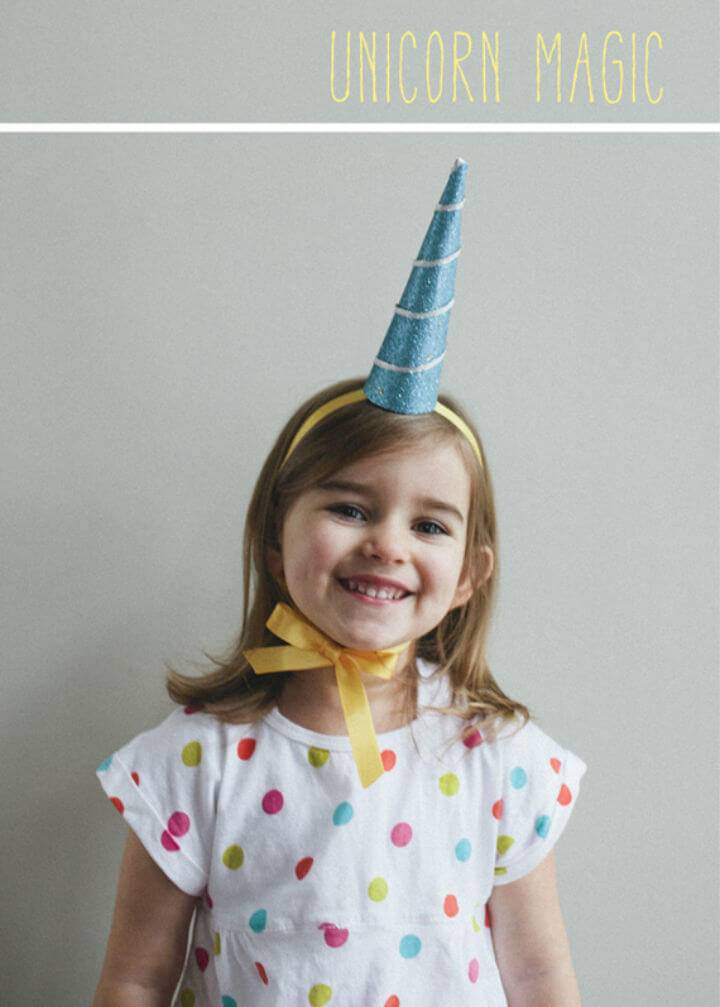 How to Make Unicorn Horn