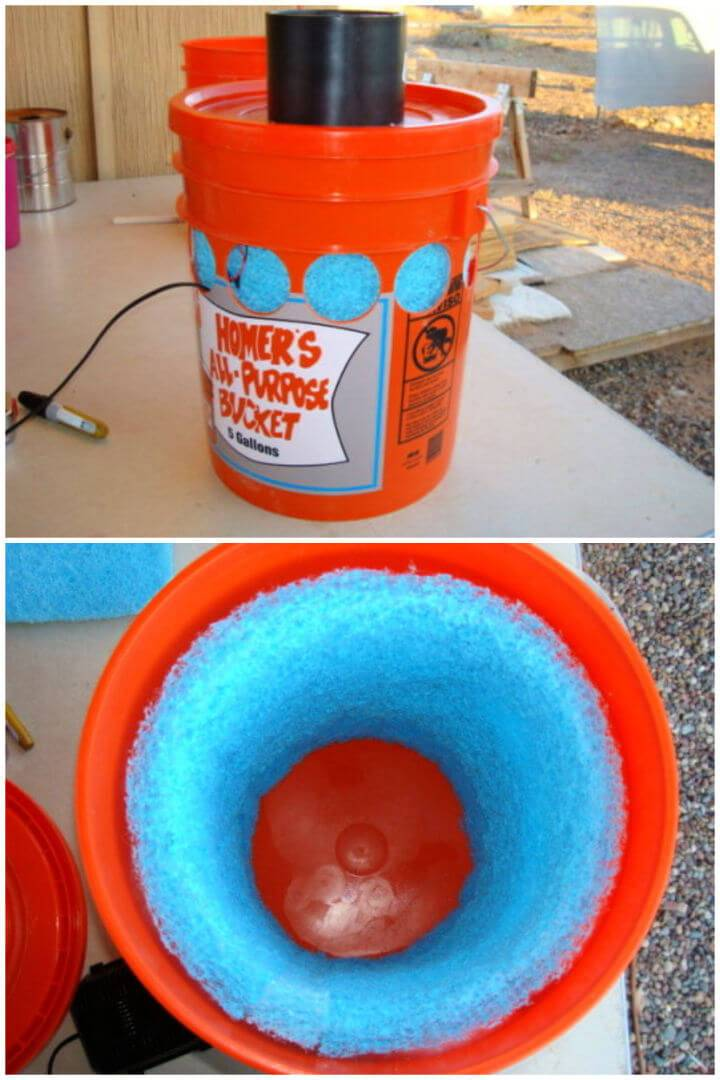 How to Make a Swamp Cooler