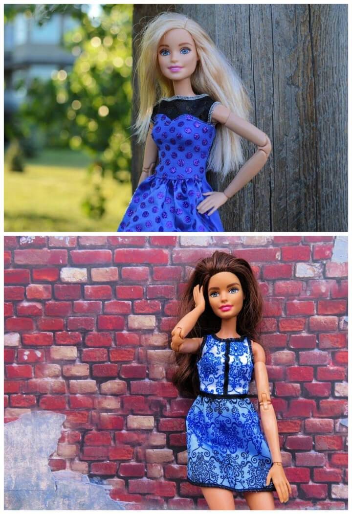 How to Sew Barbie Clothes